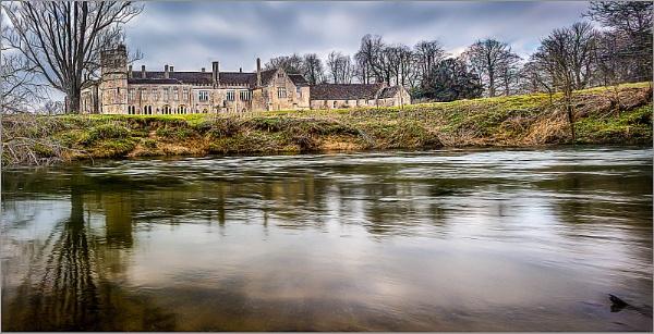Lacock Abbey by biglog