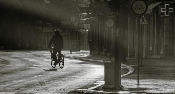 Three bikes by MileJanjic