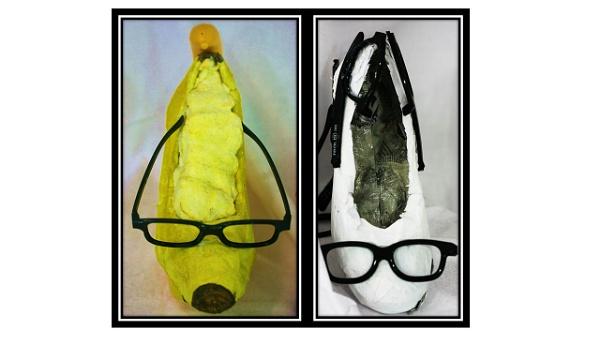 Shoe Art for silly Sunday by IreneClarke