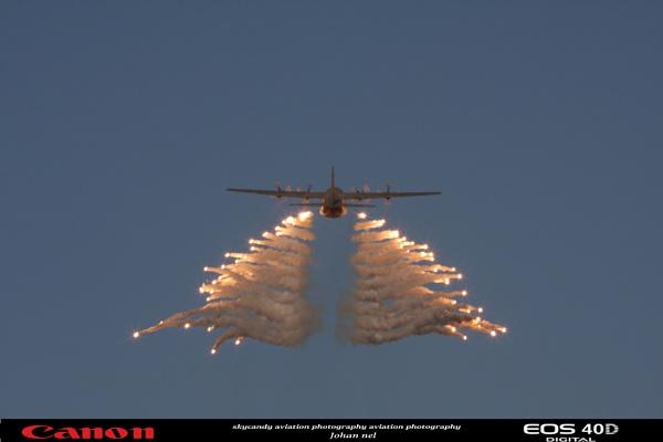 C130 fire angle by johan007nel