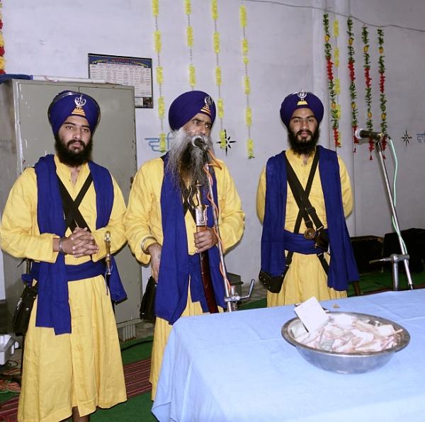 KAVISHAR-The Sikh religious singers by Jat_Riski