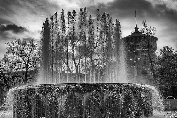 Castello Sforzesco by Nothern_Licht