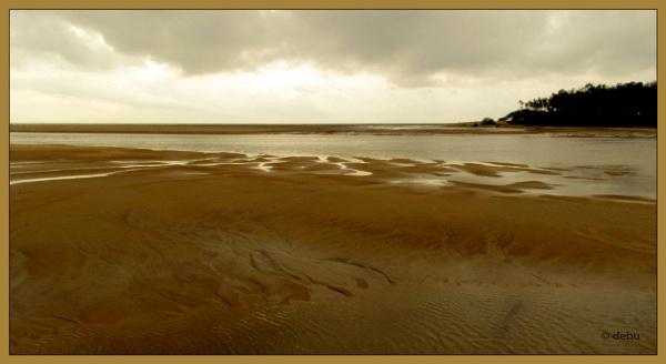 Talasari Beach. by debu