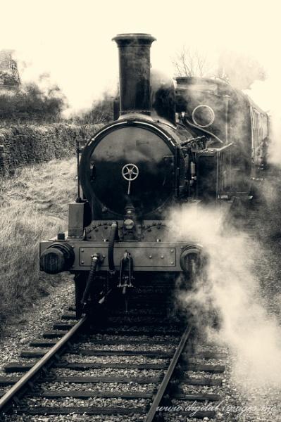 Coal Tank by Alan_Baseley