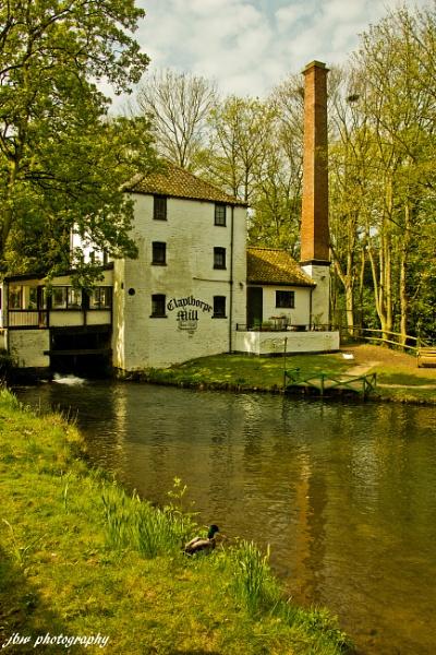 Claythorpe Mill by Jodyw17