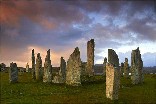 Celtic Dawn by jeanie
