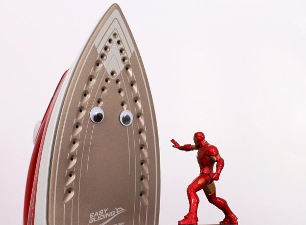 Ironman V Iron-Man by cyrilsquirrel