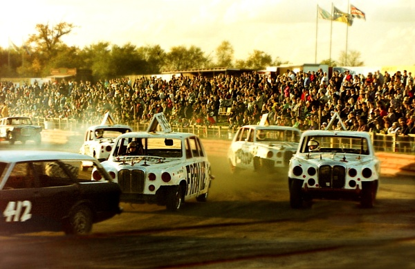 Banger Racing Oxford