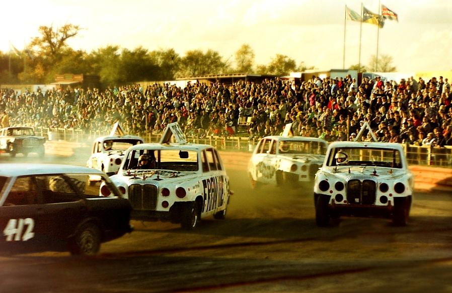 Banger Racing Oxford