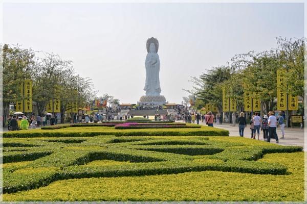 Around the World in 28 days- Sanya...China\'s deep South by ColleenA