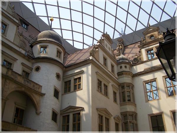 Around the World in 28 days- Dresden by ColleenA