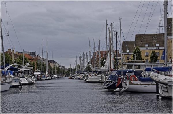 Around the World in 28 days- Copenhagen Denmark by ColleenA