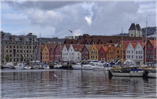Around the World in 28 days- Bergen by ColleenA