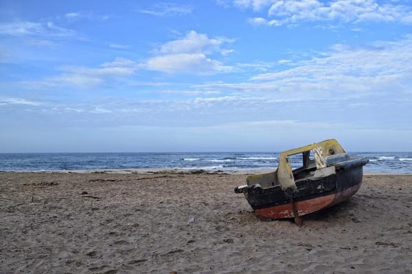 Around the World in 28 days - Swakopmund Namibia by ColleenA