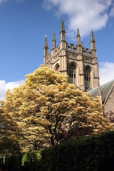 Christ Church, Oxford. U.K. by sugavanam