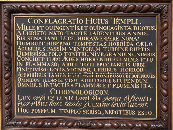 conflagratio huius templi by kuipje