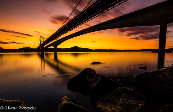 Golden Gate to Kristiansand by Brynley