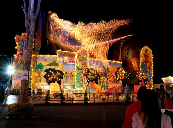 Fairground Light by Lenscapon