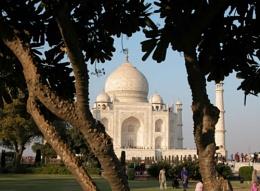 Taj Mahal ...