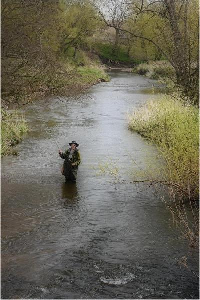Fishing the Lunan