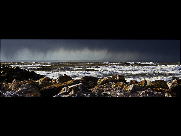 Storm over the Bay