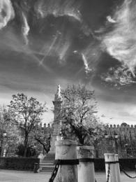 Seville sky
