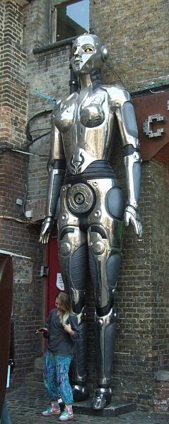 Cyberman by GardenofEden