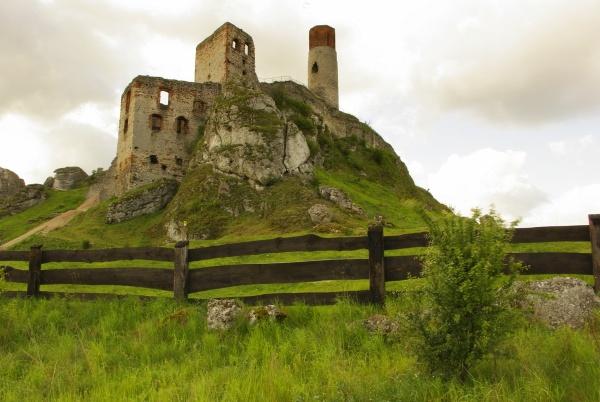 Olsztyn Castle, Poland by Adam_photos
