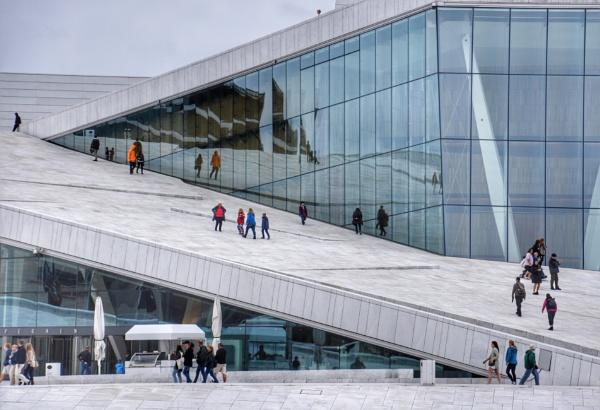 Around the Worldi in 28 days -  Oslo by ColleenA