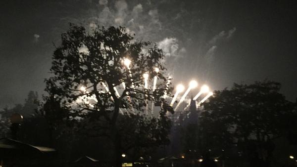 Fire in the sky. by Phanuel