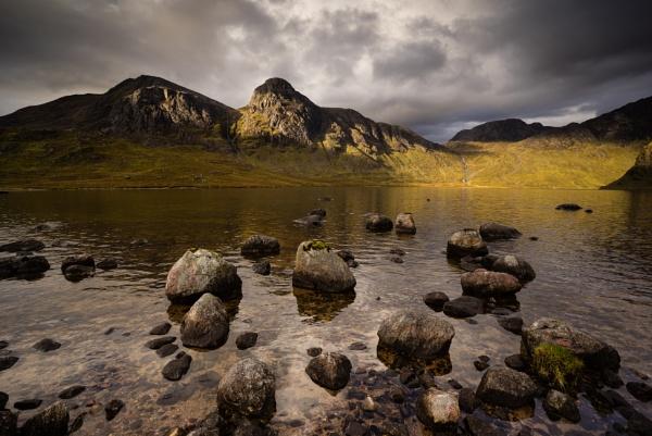 Loch Dubh by PaulHolloway