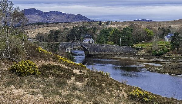 Lackagh Bridge by ugly