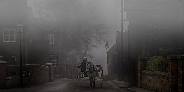 Early Morning Ride by judidicks