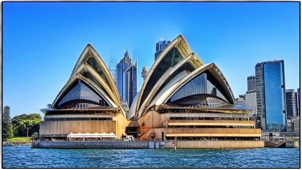 Opera House. by WesternRed