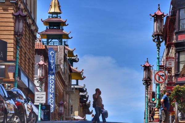 China Town San Francisco by ColleenA
