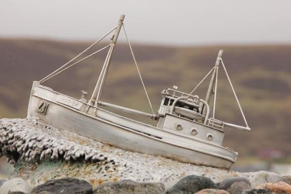 shetland taxi by 50martins