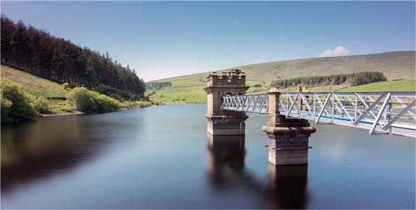 Lower Ogden Reservoir by Somerled7