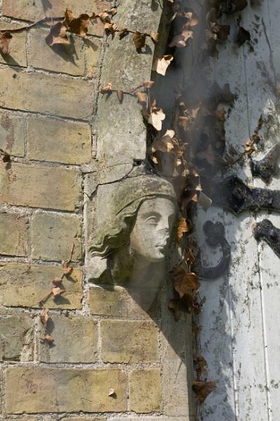 Chapel -Boston Cemetery UK by pcollingwood