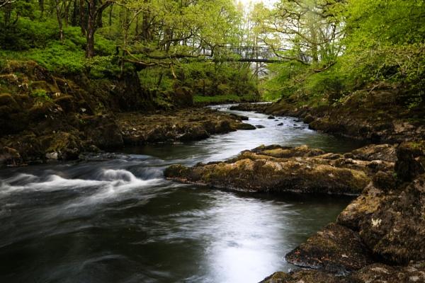 River Brathay by brianwakeling