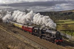 Jubilee Class No 45690 'Leander'