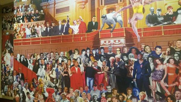 Appearing at the Royal Albert Hall by pamzan