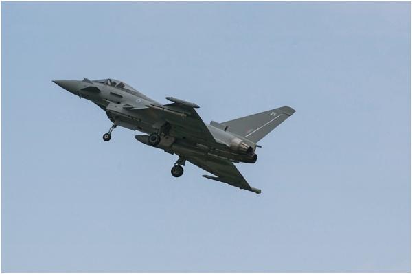 Eurofighter Typhoon FGR4 by malleader