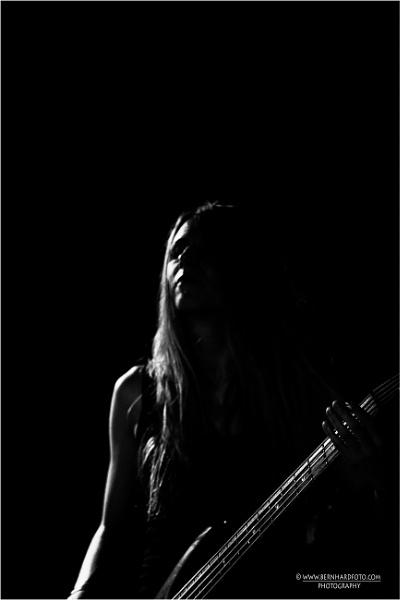 Bass Guitarist by saltireblue