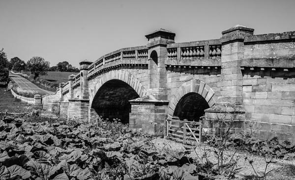 The Bridge at Wallington by mbradley