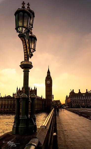 Westminster Bridge by digitalfingers