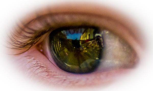 Eye Of Innocence by NiteHawk2012