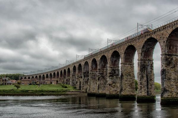 Berwick Railway Bridge by wrighty76
