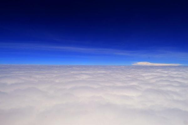 The sea of clouds by kingmukherjee