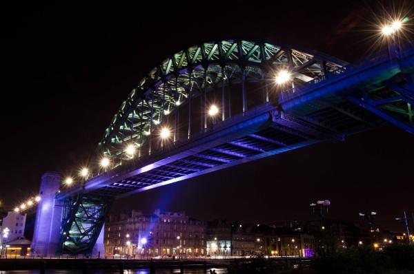Tyne Bridge by kmac