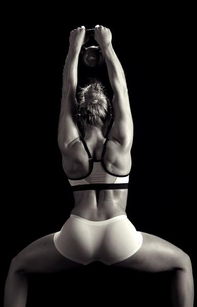 Fitness 5 by SteveBaz